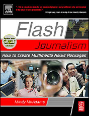 Book cover image: Flash Journalism