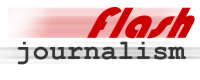 Logo: Flash Journalism
