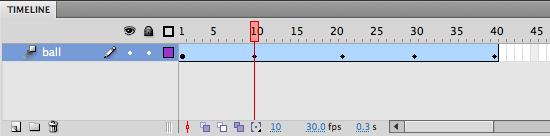 Flash Basics: CS4 Animation Examples